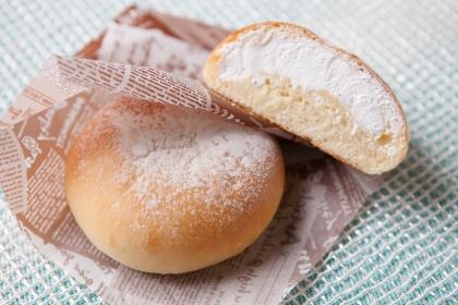 冷やしクリームパン